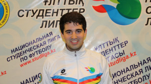 Испанский капитан алматинской команды рассказал об участии в Студенческой лиге