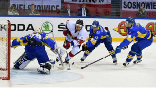Венгрия вырвала победу у Украины и сохранила шансы на выход в ТОП-дивизион ЧМ по хоккею