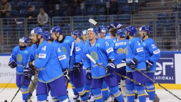 Сборная Казахстана по хоккею досрочно вышла в ТОП-дивизион чемпионата мира