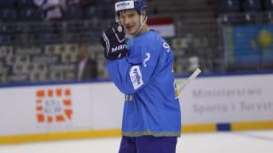 Роман Савченко назвал причины успеха сборной Казахстана на ЧМ по хоккею
