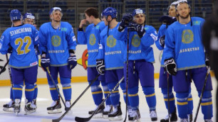 Казахстанские хоккеисты одержали победы во всех матчах ЧМ в Польше