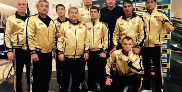 """Боксеры """"Астана Арланс"""" потерпели первое поражение в сезоне"""