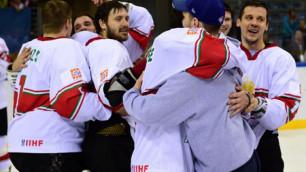 Сборная Венгрии по хоккею завоевала вторую путевку в ТОП-дивизион