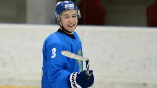 Если бы не травма, я бы и раньше отличился - Талгат Жайлауов о ЧМ по хоккею