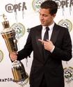 Эден Азар признан игроком года по версии PFA