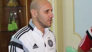 """Тренер """"Кайрата"""" назвал подготовку главным фактором победы в Кубке УЕФА"""