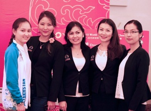 Женская сборная Казахстана по шахматам стала шестой на командном ЧМ в Китае