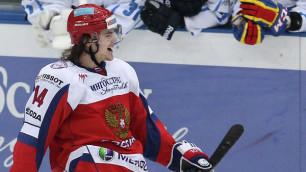 Сборная России по хоккею стартовала с победы на ЧМ в Чехии