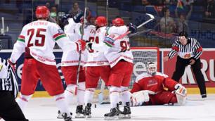 Матч Беларусь - Дания установил антирекорд посещаемости на ЧМ-2015