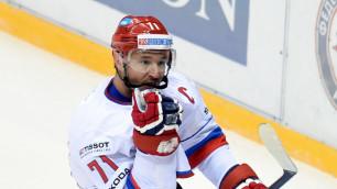 Сборная России всухую разгромила Беларусь на ЧМ по хоккею