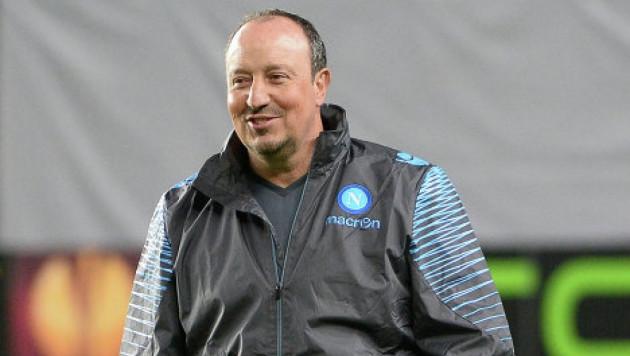 Бенитес дисквалифицирован на один матч чемпионата Италии