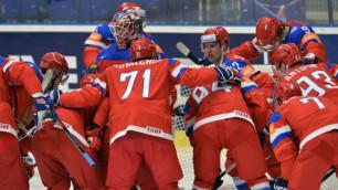 Определились все четвертьфинальные пары ЧМ-2015 по хоккею