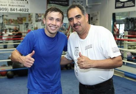 Российский боксер Геннадий Головкин одержал победу над американцем Вилли Монро-младшим