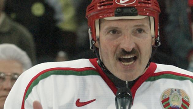 Лукашенко назвал позорной игру сборной Беларуси на чемпионате мира по хоккею