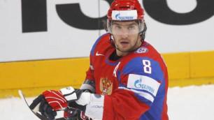 Овечкин сыграет за сборную России в полуфинае ЧМ по хоккею