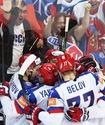 Сборная России по хоккею сыграет с Канадой в финале чемпионата мира