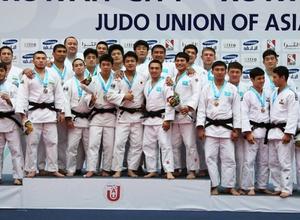 На чемпионате Азии мы были не на пике формы - тренер сборной Казахстана по дзюдо