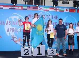 Сборная Казахстана по армрестлингу заняла первое место на чемпионате Азии