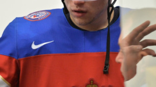 Хоккеист сборной России Тарасенко попросил прощения за поражение от Канады