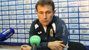"""В полуфинале будет важен фактор домашнего или гостевого гола - тренер """"Тобола"""""""