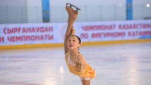 Элизабет Турсынбаева может стать лучшей фигуристкой мира - тренер Брайан Орсер