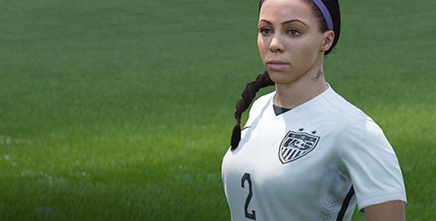 В FIFA 16 появятся женские команды