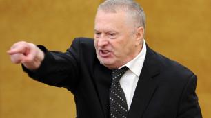 Блаттера хотят снять из-за нормального отношения к России - Владимир Жириновский