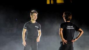 Денис Тен назвал участников своего третьего ледового шоу