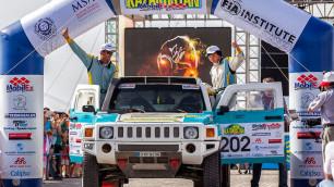 В Актау стартовал первый казахстанский ралли-рейд
