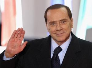 "Берлускони продал почти половину акций ""Милана"""