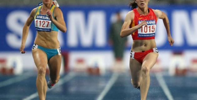 Казахстанская легкоатлетка Виктория Зябкина завоевала лицензию на Олимпиаду-2016