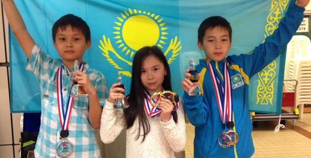 Девятилетняя казахстанка выиграла чемпионат Азии по шахматам