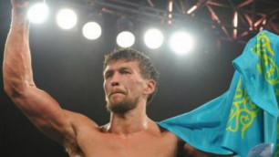 Титульный бой Исы Акбербаева в Казахстане не покажут