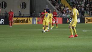Смаков не смог доиграть матч с Турцией из-за травмы