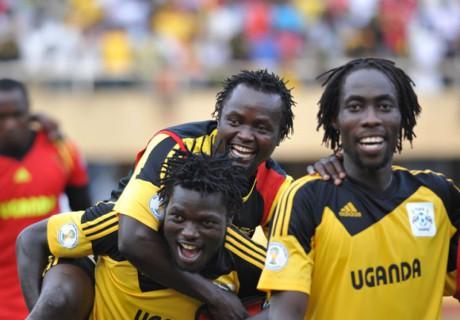 Уганды сборная по футболу