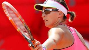 Шведова поднялась на шесть позиций в рейтинге WTA