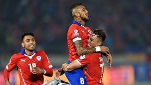 Футболисты Чили и Мексики забили шесть голов на двоих в матче Кубка Америки