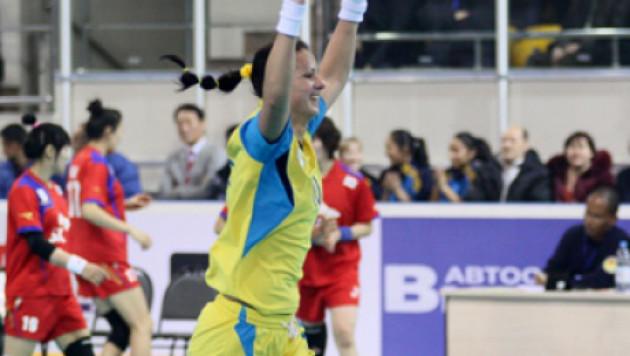 Казахстанские гандболистки пробились на чемпионат мира в Дании