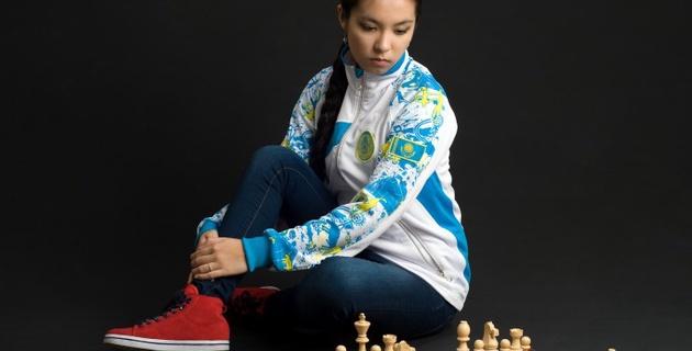 Впервые играла в зональном турнире и сразу победила - шахматистка Динара Садуакасова