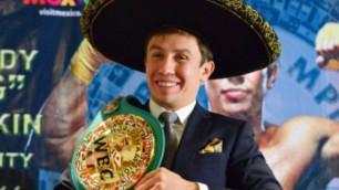 WBC в следующем году организует бой Головкина с победителем пары Котто - Альварес