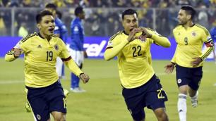 Сборная Бразилии проиграла Колумбии впервые с 1991 года