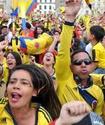 Две девочки получили пулевые ранения после игры Кубка Америки между Колумбией и Бразилией
