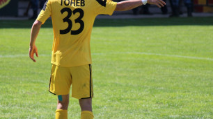 Пожизненно дисквалифицированный в Казахстане футболист Никола Тонев нашел новый клуб