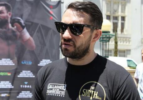 Пол Смит. Фото с сайта allboxing.ru