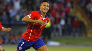 Сборная Чили разгромила Боливию на Кубке Америки