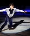 Ледовое шоу Дениса Тена с успехом прошло в Алматы