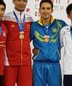 Казахстанский шпажист Алимжанов стал бронзовым призером чемпионата Азии