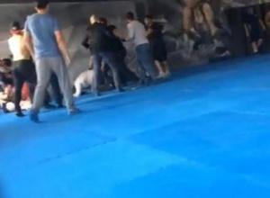 Спарринг бойцов в Алматы перерос в драку со стрельбой