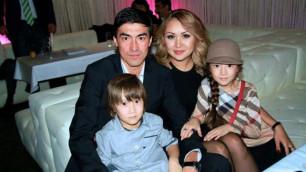 Мой старший сын станет футболистом - Самат Смаков