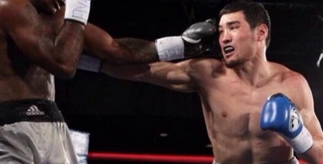 Назван следующий соперник Даурена Елеусинова на профи-ринге